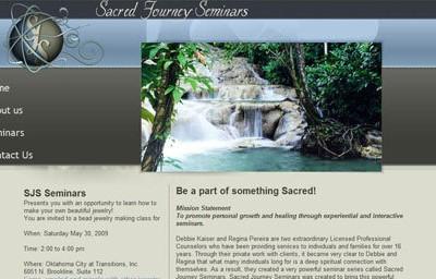Sacred Journey Seminars